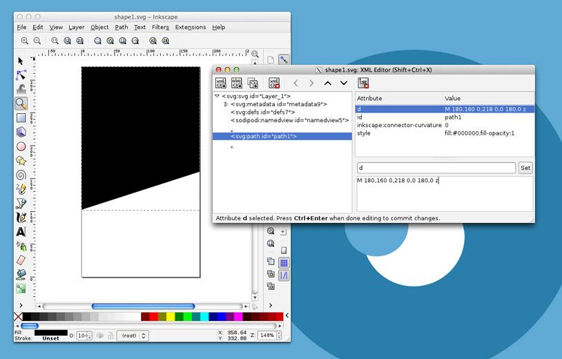 使用矢量软件制作图形
