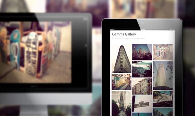 jQuery可加载更多图片的响应式图片展示画廊
