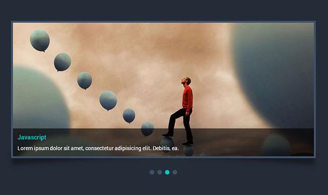 jQuery和css3简单实用的3D背景幻灯片插件