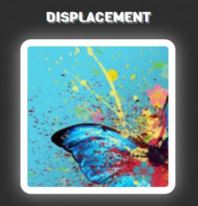 CSS3图像位移过渡动画效果