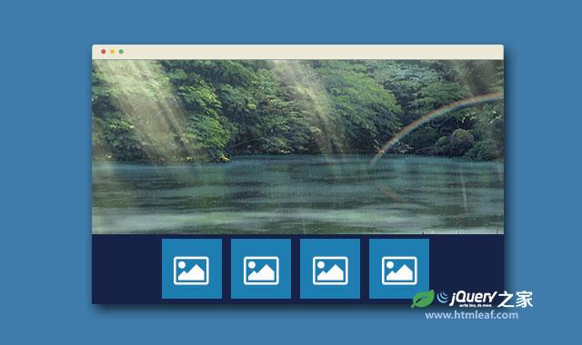 jQuery支持触摸屏的强大响应式轮播图插件