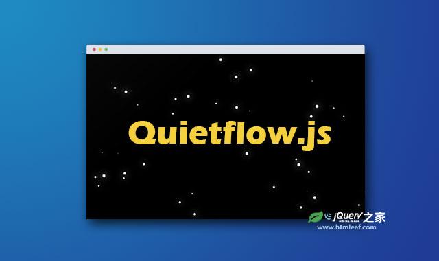 可创建漂亮动态背景特效的jQuery插件