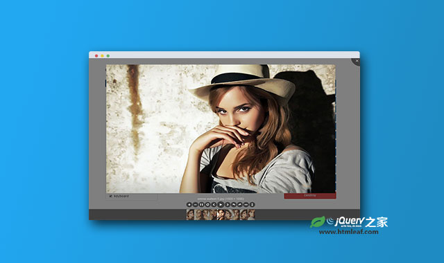 jQuery功能强大的图片查看器插件