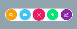 Material Design风格打开菜单按钮特效-4
