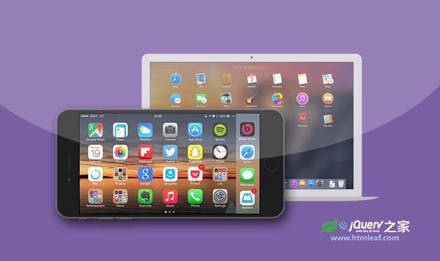 纯CSS打造各种超逼真的苹果(Apple)设备模型