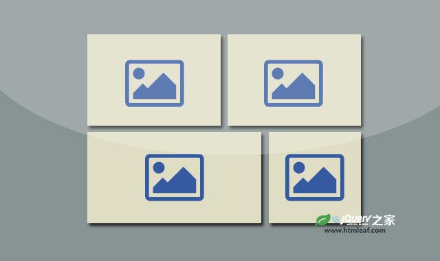 仿Google Photos纯javascript图片画廊插件