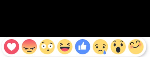 仿Facebook切换表情符号