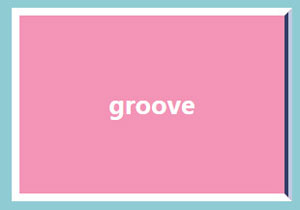 groove样式的边框