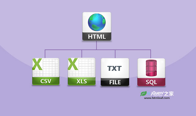 CsvToTable-CSV格式文件转HTML表格js插件效果演示_jQuery之家-自由分享
