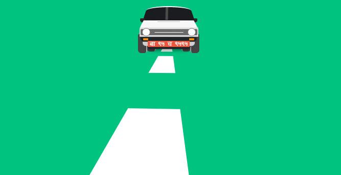 css3汽车运动动画特效