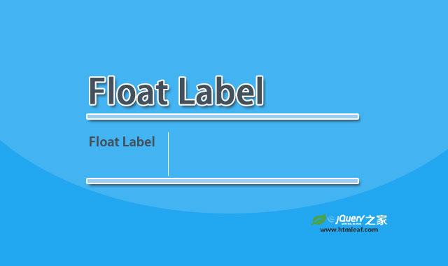 3种炫酷表单浮动标签设计效果