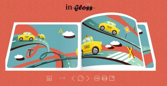 OneBook3D翻书插件截图效果-1