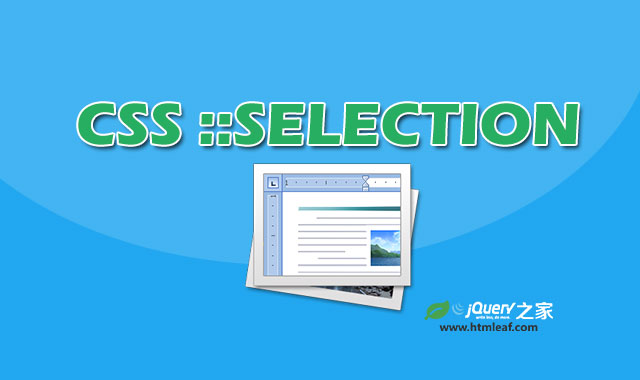 ::selection | CSS属性参考