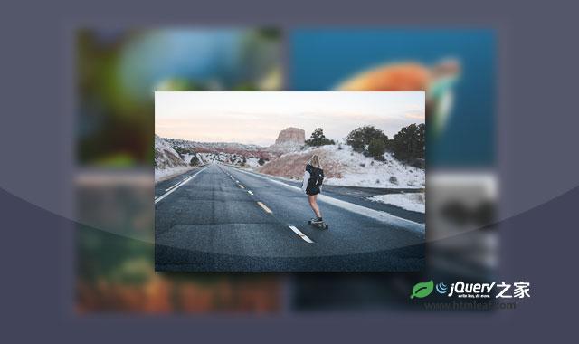 超酷jQuery和CSS3图片遮罩层和lightbox动画特效