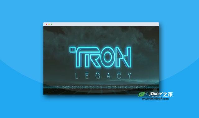 移动友好的HTML5全屏背景视频特效插件
