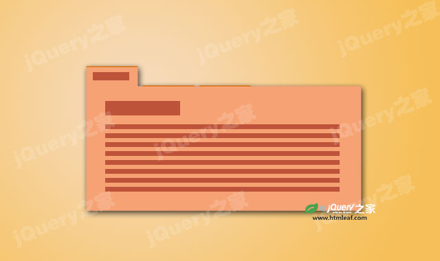 简单的Bootstrap Tabs选项卡