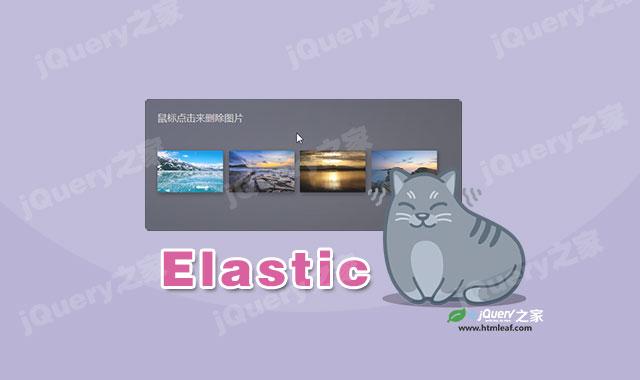 jquery弹性动画特效插件DomLastic.js