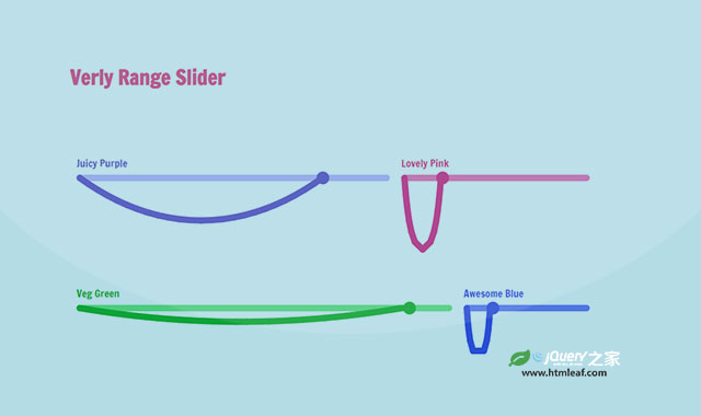 带重力感应的吊带式js滑块插件